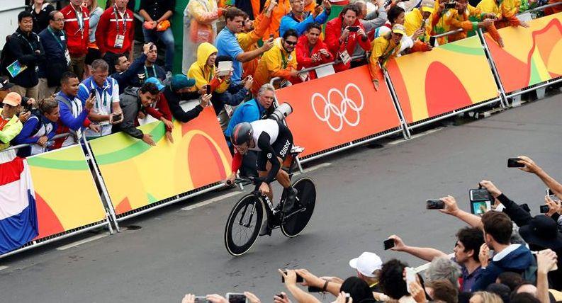 Castroviejo, cuarto, se queda a cuatro segundos del bronce ...