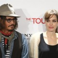 Angelina Joie y Johnny Depp