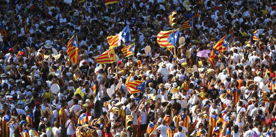 Crisis de Cataluña