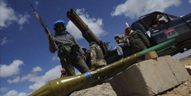 Francia afirma que compró a EEUU misiles hallados en Libia
