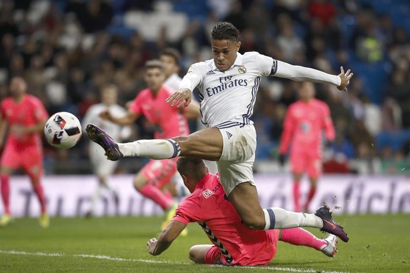 Real Madrid Cultural Leonesa Goles