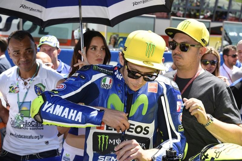 """Rossi: """"Valencia siempre es un reto"""""""