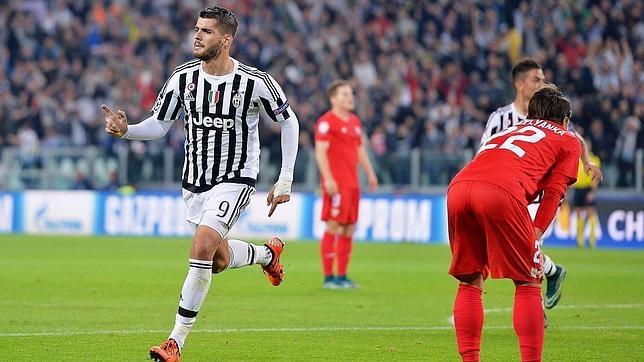 El Sevilla podría, ante la Juventus, asegurar el primer puesto