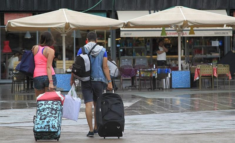 Los viajeros americanos son ya los terceros en visitar for Oficina de turismo de estados unidos en madrid