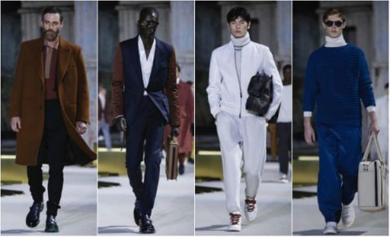 Ermenegildo Zegna inaugura la Semana de la Moda masculina de Milán ... 5e0b2114ecf