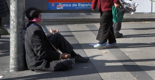 IU llevará al Congreso una PNL contra la pobreza y la exclusión social