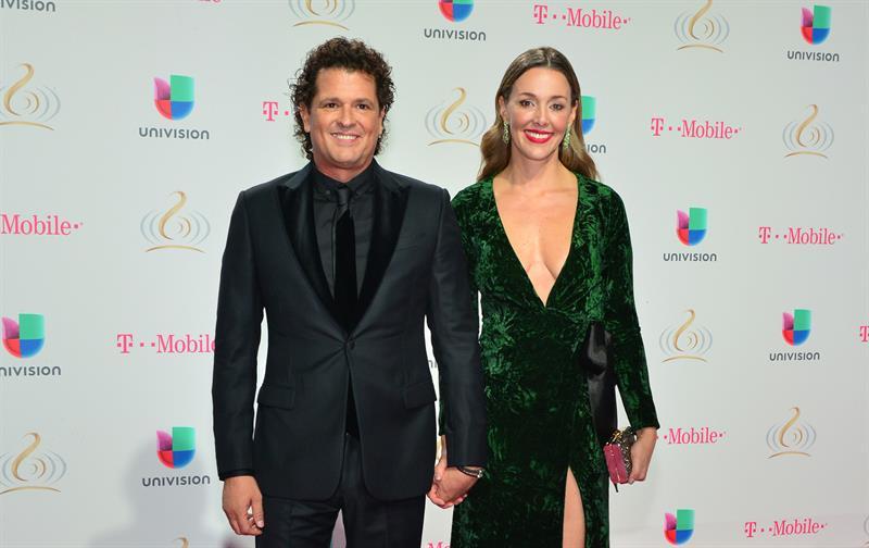 Shakira, Carlos Vives y Gente de Zona brillan en los Premios Lo Nuestro de Univisión