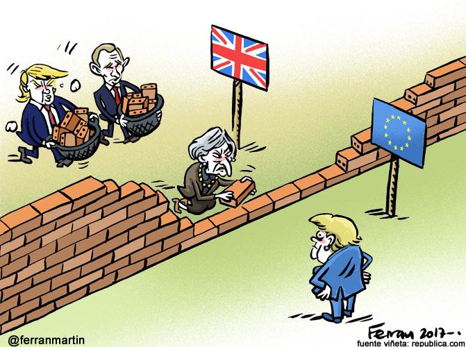La viñeta: Brexit