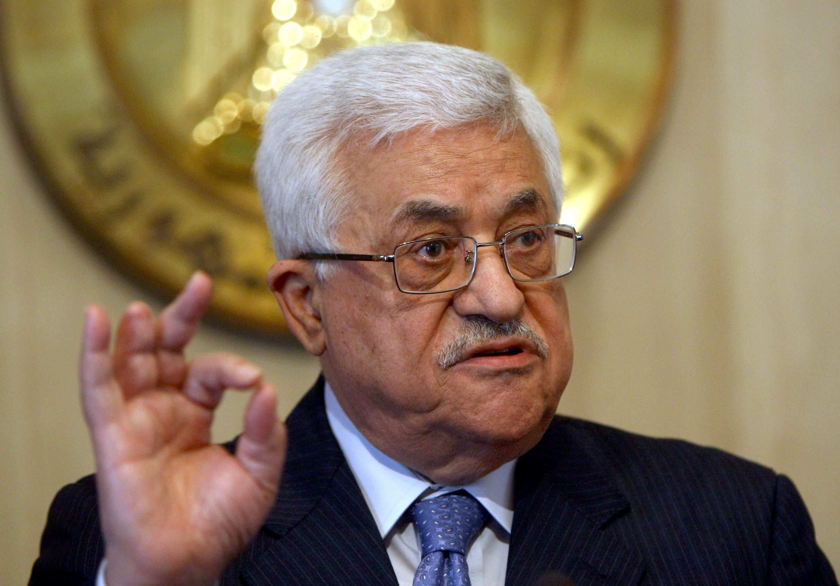 Inédita propuesta hizo Donald Trump para el conflicto palestino-israelí: Mahmud Abbás