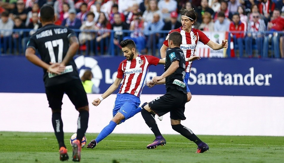 Un Atlético de Madrid con varias bajas visita este sábado al Granada