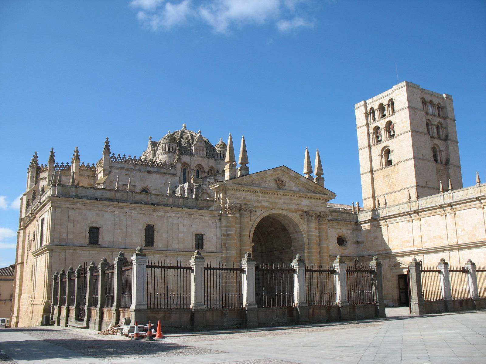 Catedral zamora for Catedral de zamora interior