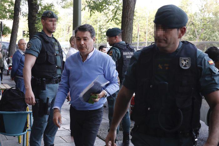 COMIENZA EL REGISTRO EN EL DESPACHO DE IGNACIO GONZÁLEZ