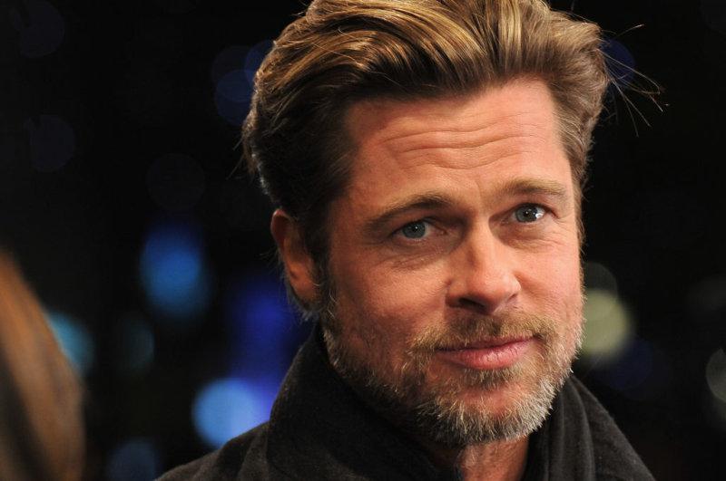 Brad Pitt, condenado en Francia por impagos a una artista