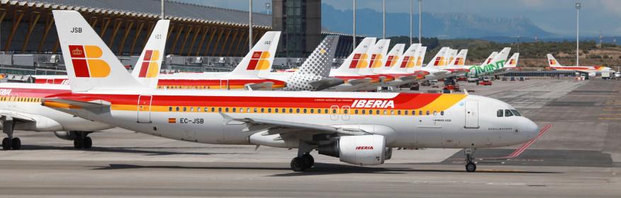 Iberia anuncia a los sindicatos un ERE voluntario de hasta 955 trabajadores