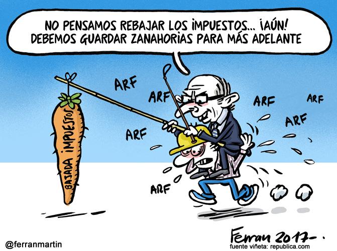 La viñeta: Zanahorias