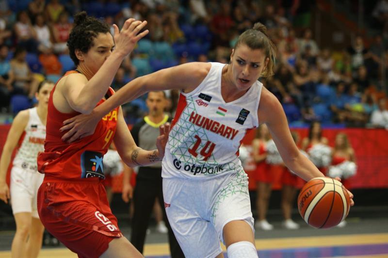 España se impone a Hungría en un prometedor debut en el Eurobasket (48-62)