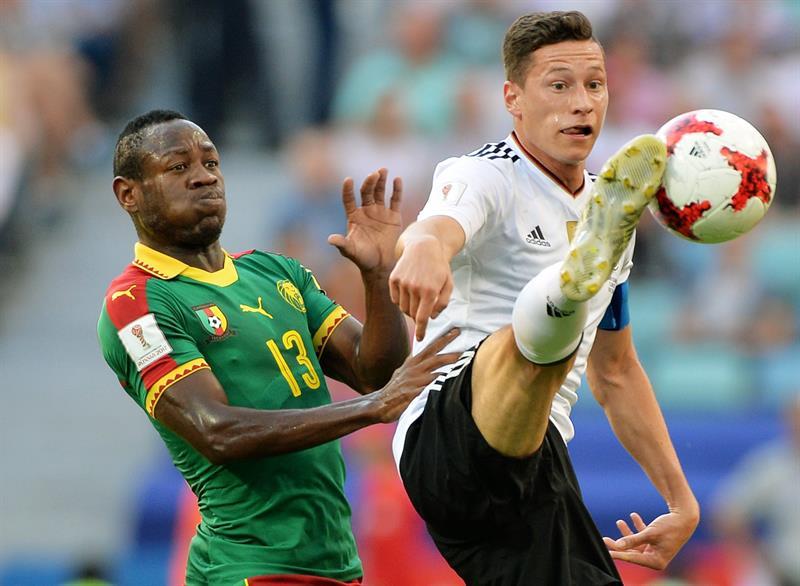 Alemania esquiva a Portugal, que se medirá a Chile en semifinales