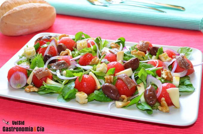 Recetas de cenas fáciles y ligeras para disfrutar en verano