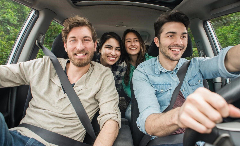 google blablacar coche compartido entre opciones usuarios viaje
