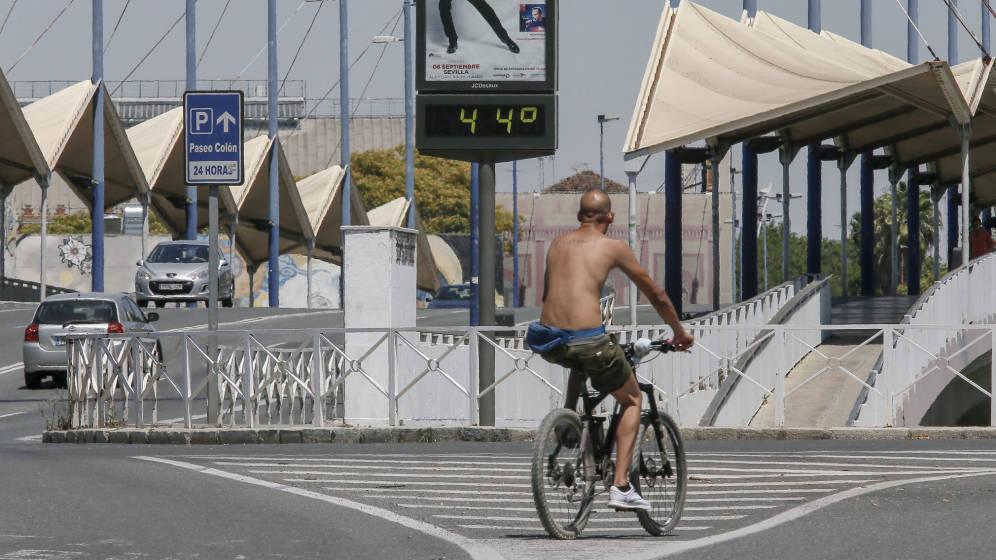 La ola de calor se resiste a marcharse y mantiene en alerta a 27 provincias