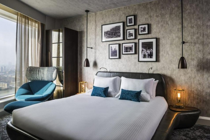 El hotel Novotel London Canary Wharf sorprende en Londres
