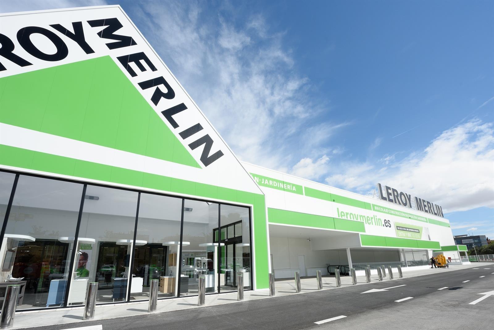 La firma crear 100 nuevos empleos para su nueva tienda en - Pinturas decorativas leroy merlin ...