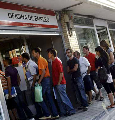El paro baja en 1.032 personas en mayo en La Rioja