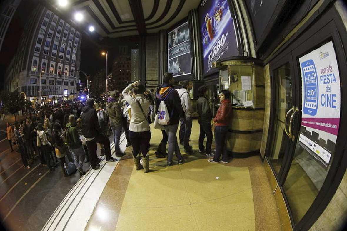 La Fiesta del Cine vuelve con entradas a 2,90 euros durante tres días
