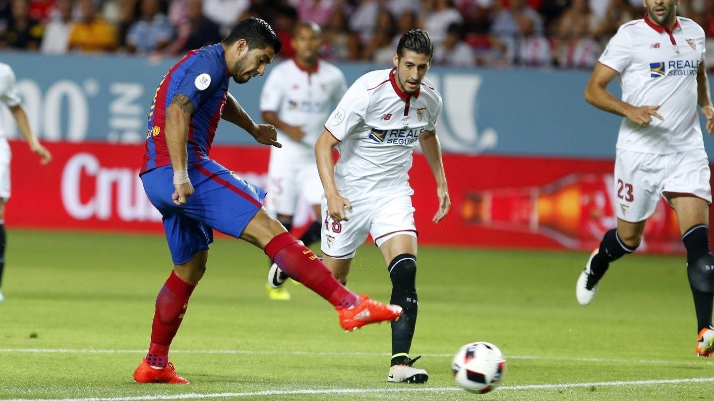El Barça, a reforzar su liderazgo ante un Sevilla al alza