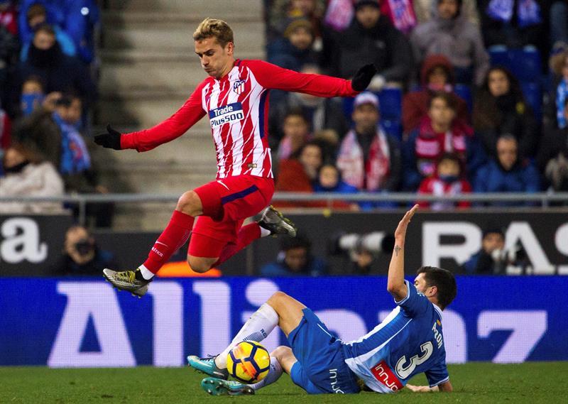 El Espanyol frena la persecución rojiblanca al liderato a las puertas del Clásico (1-0)