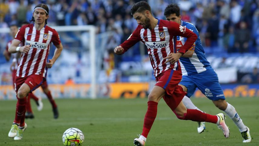 El Atlético recibe al Espanyol con la mente puesta en asegurar la segunda plaza