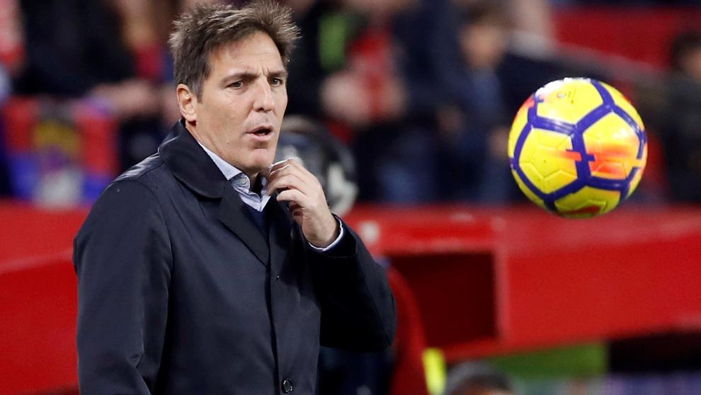 """El Sevilla destituye a Eduardo Berizzo """"debido a la mala racha del equipo"""""""