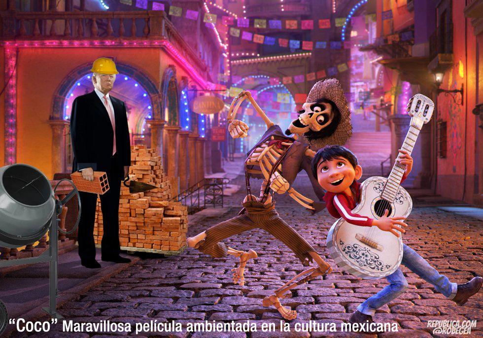 'Coco', la preciosa película de Pixar ambientada en México