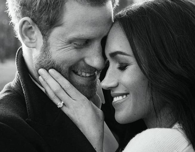 enrique markle pareja compromiso negro fotos blanco príncipe