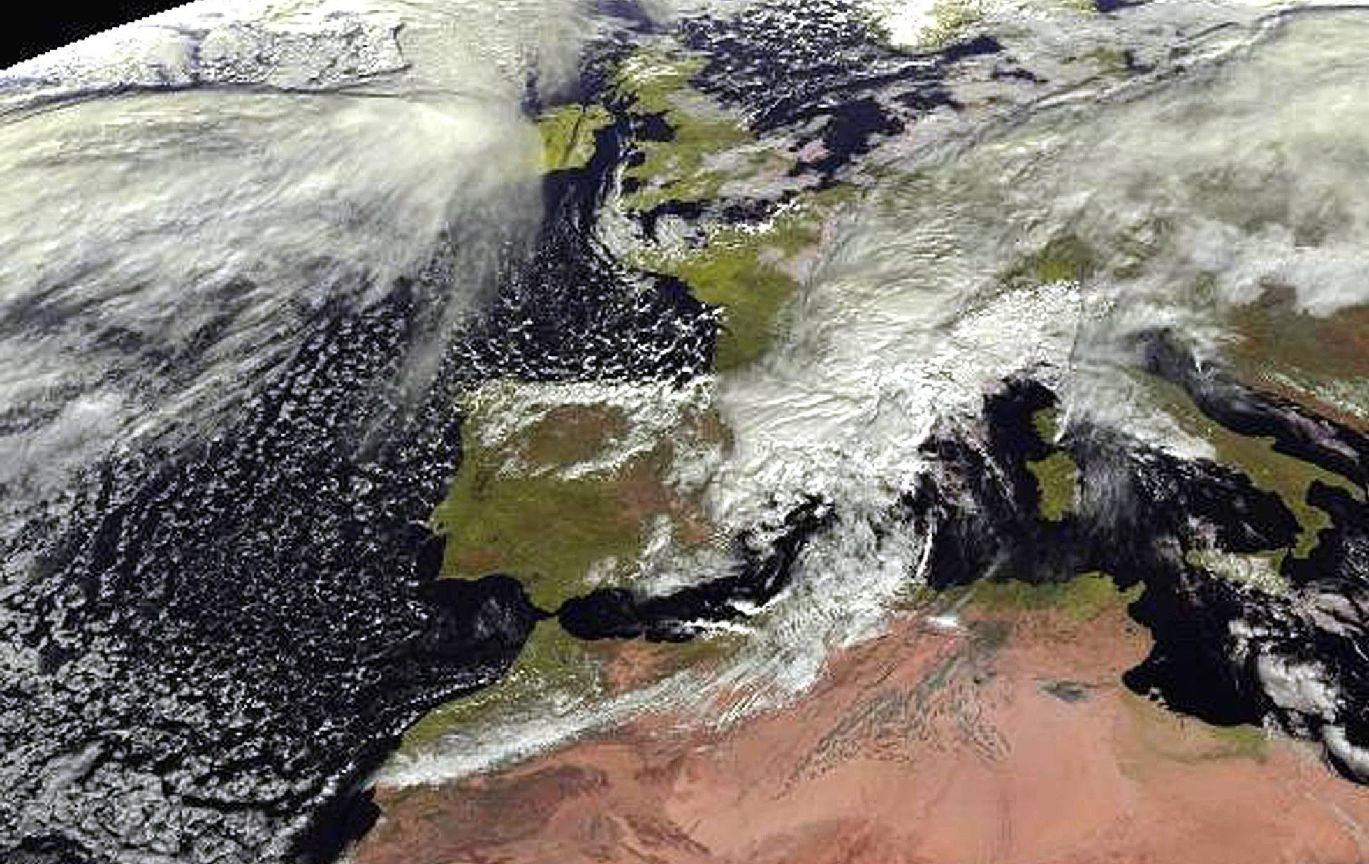 DANA amenaza con lluvias torrenciales en Valencia, Murcia y Baleares
