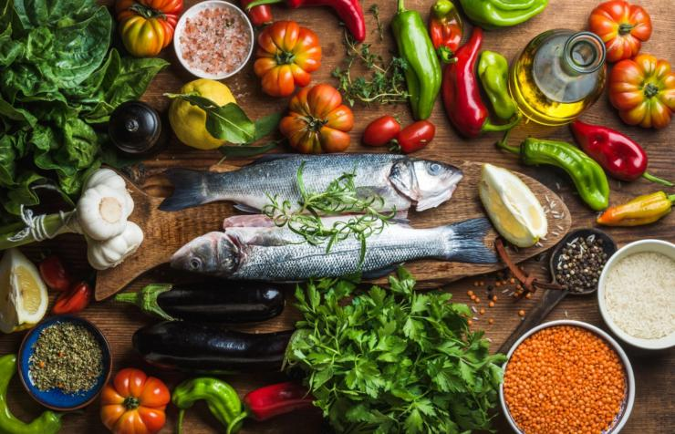 La dieta mediterránea ayuda a proteger ante el cáncer de próstata