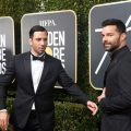 Ricky Martin y Jwan Yosef | Foto: Getty