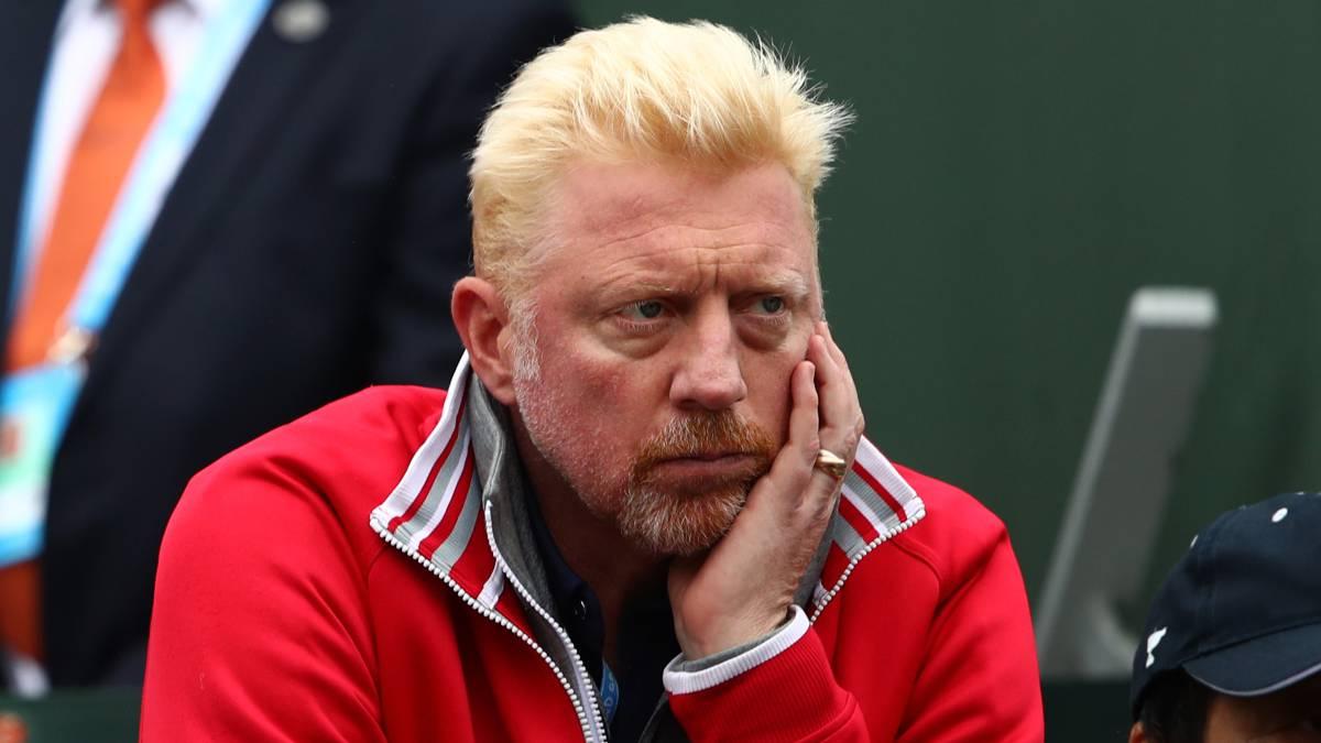 Boris Becker asesorará a Zverev pero seguirá en la Federación Alemana