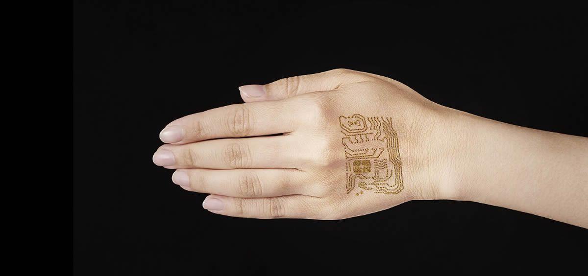 Inventan Un Tatuaje Electrónico Que Mide El Ritmo Cardíaco Y La