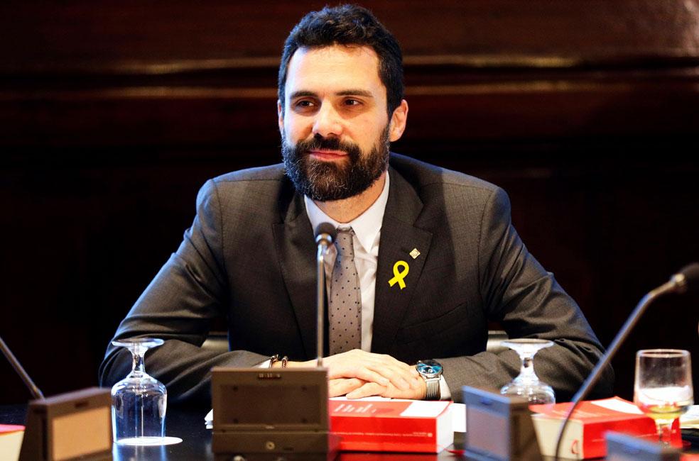 Nueva bronca entre Torrent y JxCat por excluir la propuesta para investir a Puigdemont