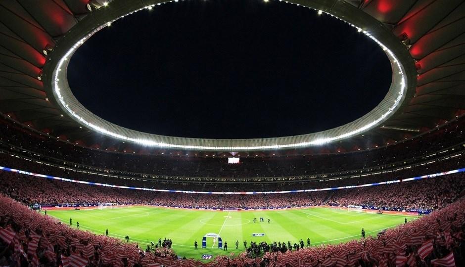 El Wanda Metropolitano acogerá la final de la Copa del Rey entre el FC Barcelona y el Sevilla