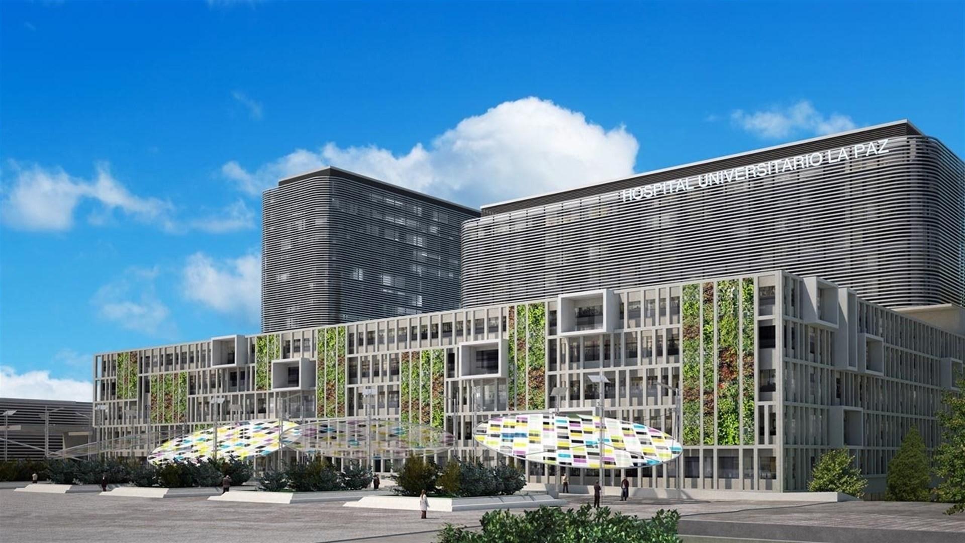 ff21a1f78 La Comunidad de Madrid construirá un nuevo Hospital La Paz en diez ...