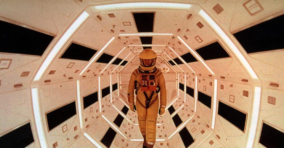 2001: Una odisea del espacio', de Stanley Kubrick