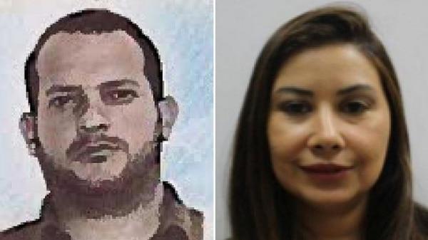 Resultado de imagen para Claudia Patricia Díaz y Adrián José Velásquez