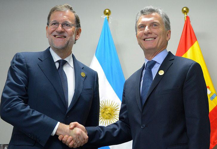Macri, Peña Nieto, Rebelo de Sousa y el Príncipe saudí, citas de Rajoy en abril