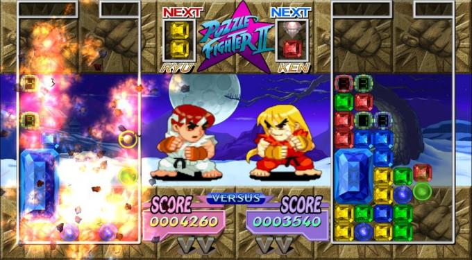 Capcom echa el cierre de Puzzle Fighter menos de 1 año tras su salida