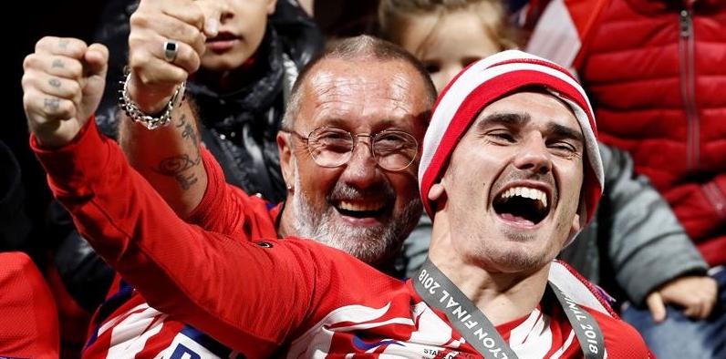 """Griezmann: """"Descubriremos mi futuro esta semana"""""""