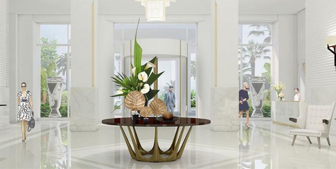 El Hotel Martinez de Cannes reabre sus puertas