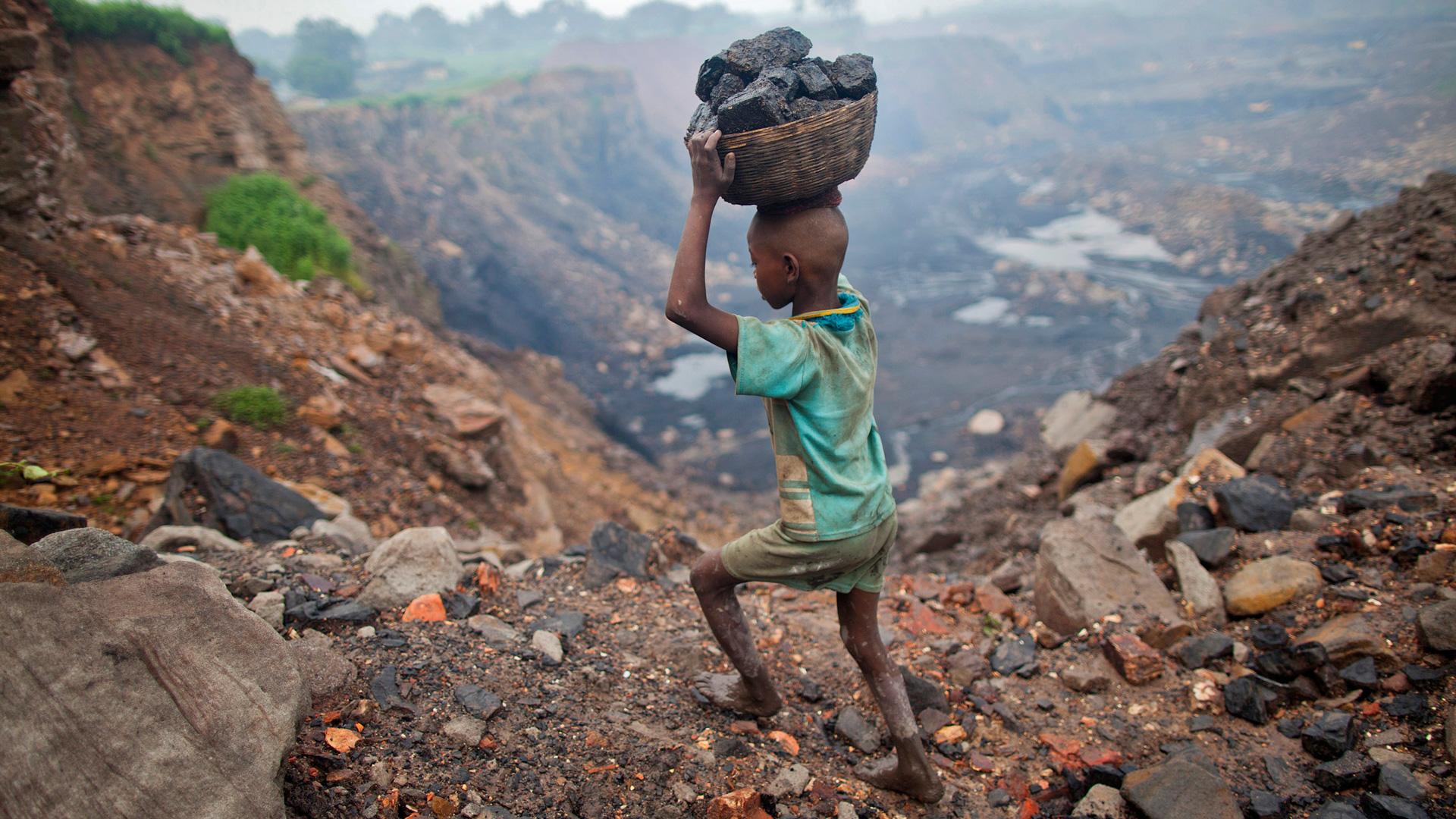 El trabajo infantil forzoso, una lacra que afecta a 152 millones ...