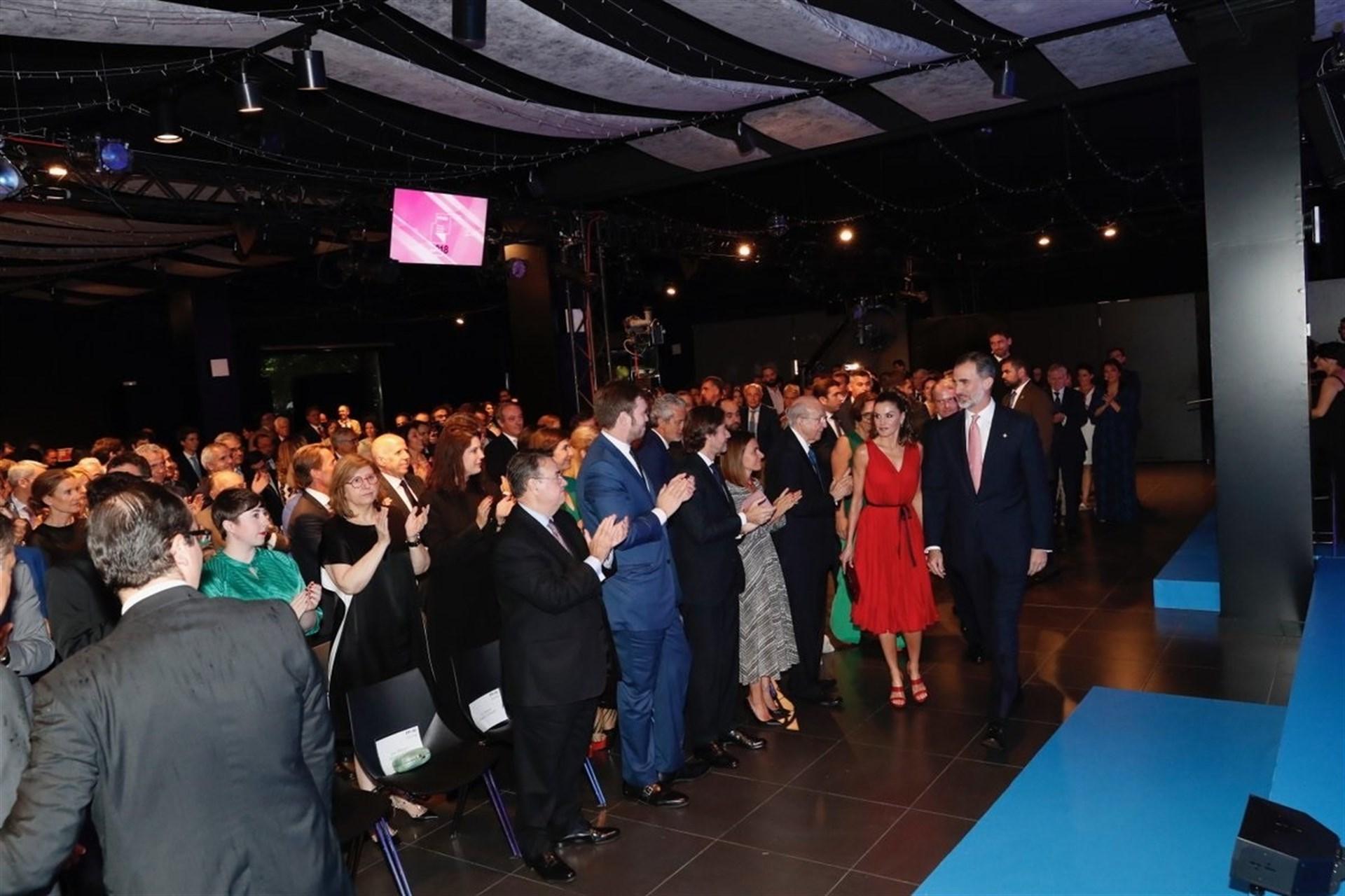Discurso íntegro de Felipe VI en los Premios Princesa de Girona